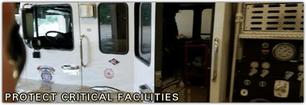 Protect Critical Facilities