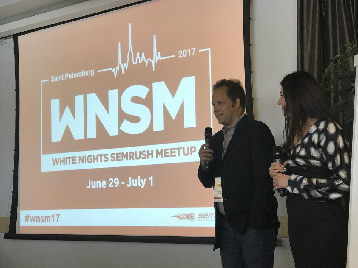 WNSM event