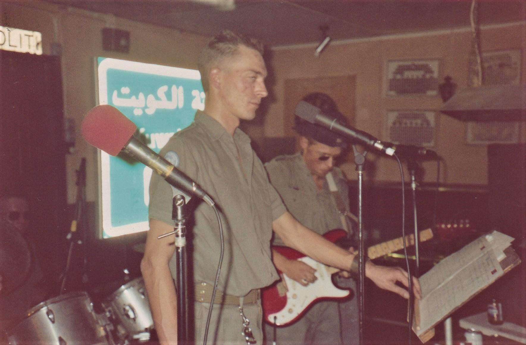 Bakke-Jensen i Libanon