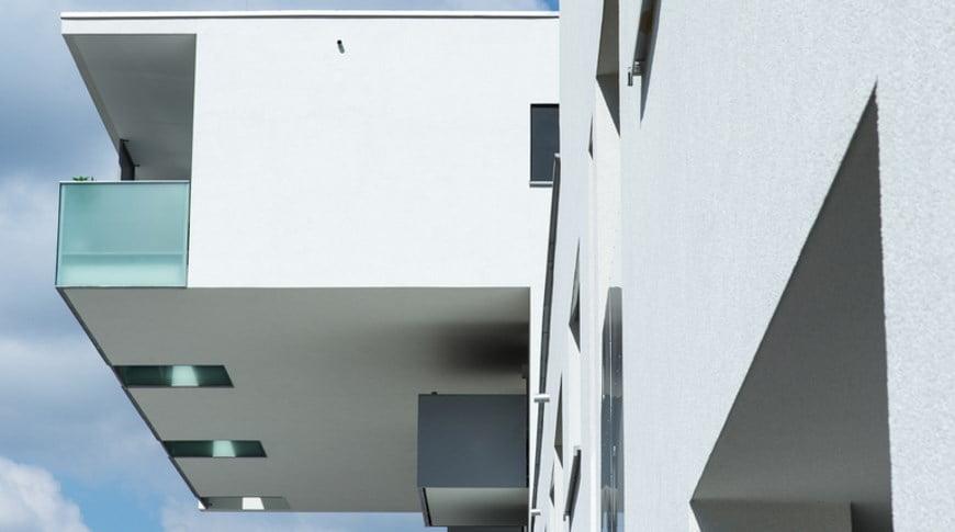 Denia Solutions Projektai Balkono armavimo sprendimai HALFEN Komercinis pastatas Austrijoje