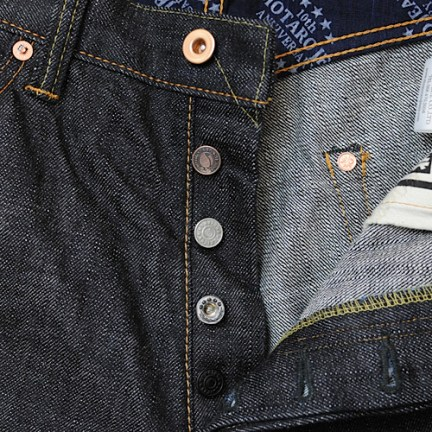 MomotaroJeans-10thAnniversary-ButtonFly