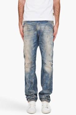 Diesel - Krooley 0886P Jeans - $325