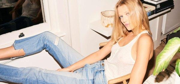 FRAME Le Mix Jeans Main