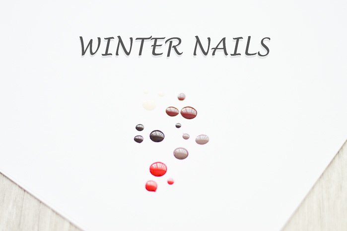 Winter Nail Colors - Purely Me by Denina Martin