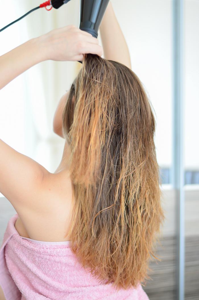Hair Routine Denina Martin