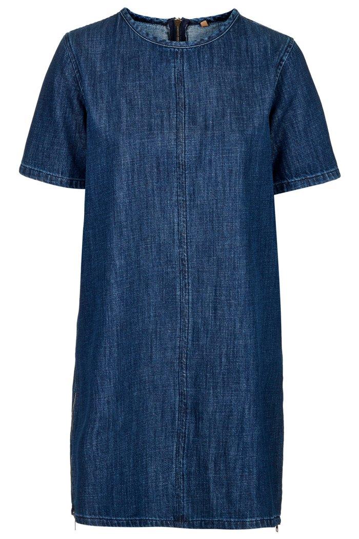 Dressed in Denim Spring Wearable Trend