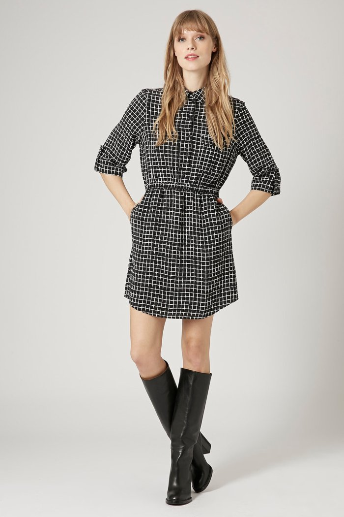 Shirt Dress Spring Wearable Trends