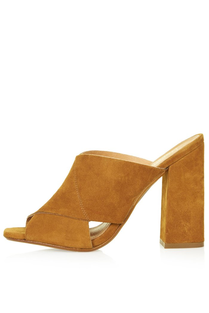 Suede Spring Wearable Trends