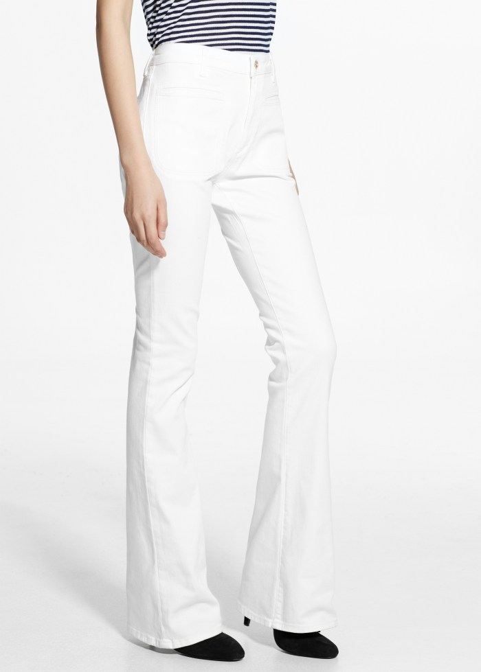 Flare Pants Spring Wearable Trends