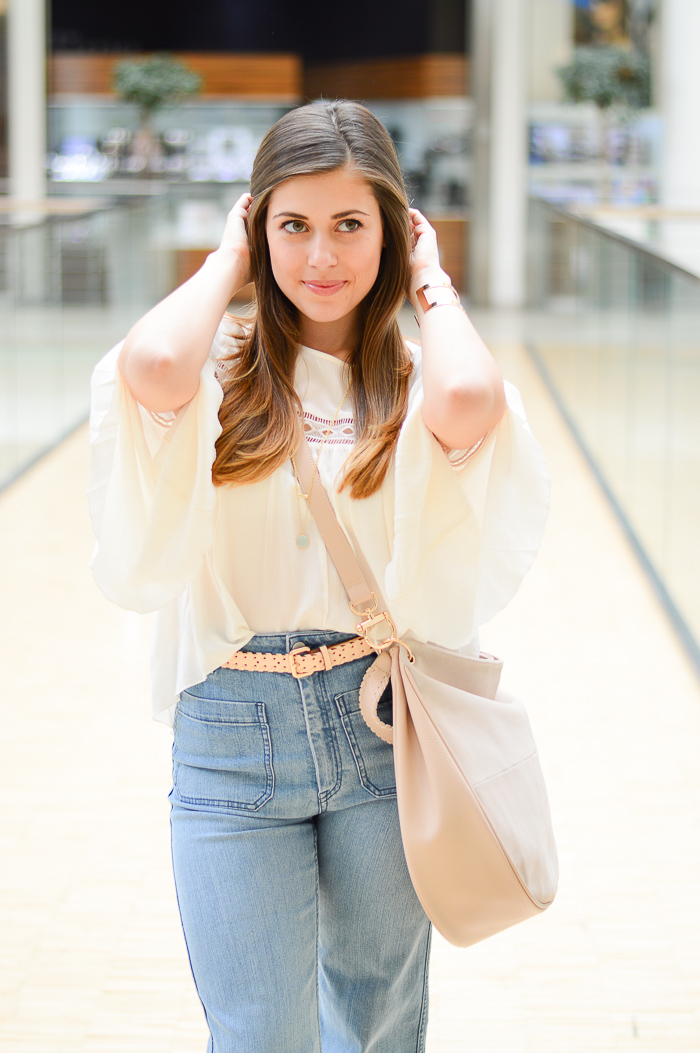 Bulgarian Fashion Blogger Denina Martin
