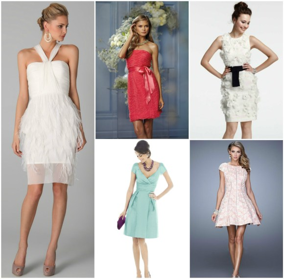 Sherry London Five Fashion Favorites - Wedding Guest Attire selected by Denina Martin