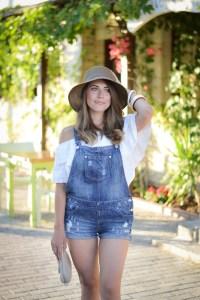 Romantic Summer Look by Denina Martin