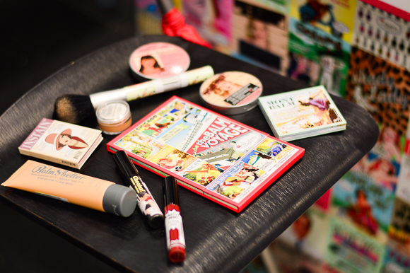 The Balm Comsetics at DEBENHAMS in Bulgaria Mall