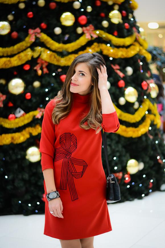 Christmas-Gift-Red-Dress-Catty-Bulgaria-Mall-1