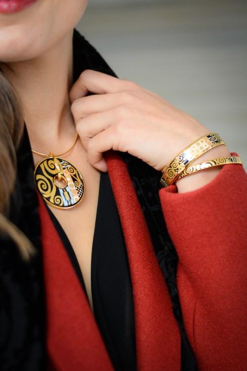 Frey-Wille-Jewellery-Belvedere-Vienna-Gustav-Klimt-Fashion-Blogger-Denina-Martin-Freywille-Jewelry-11