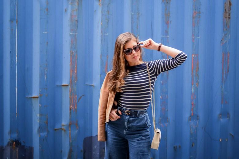 Forever-21-Denim-Culottes-70s-Trend-Blue-Stripes-Denina-Martin-7