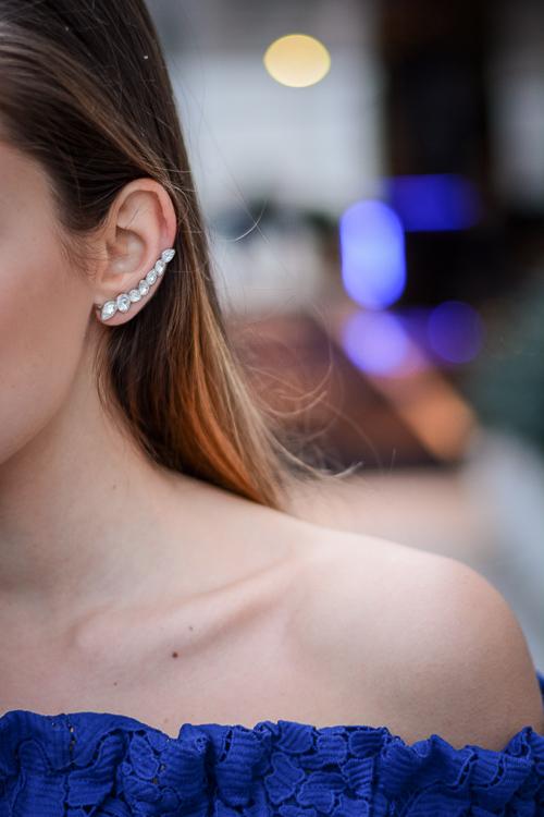 Sofia Fashion Week 2016 Swarovski Earrings