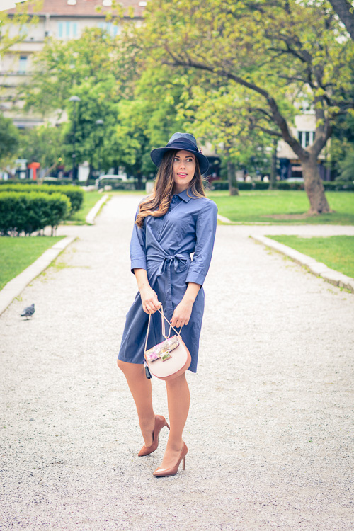 Shirt Dress Max Mara Furla