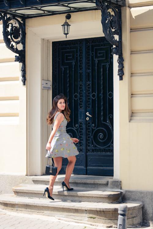 Occaisiom Dress Chic Denina Martin