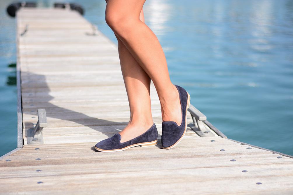 Wearing Deichman Loafers Boat Shoes
