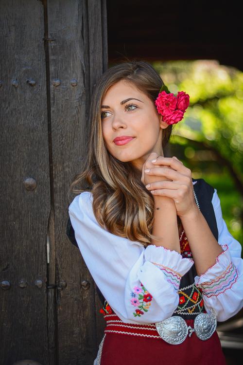 Bulgarian Rose Denina Martin