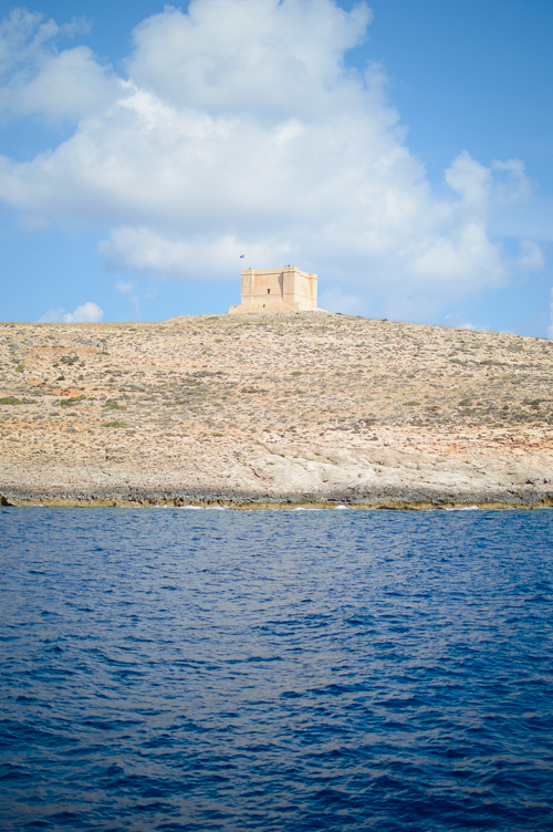 A day trip to Comino via boat