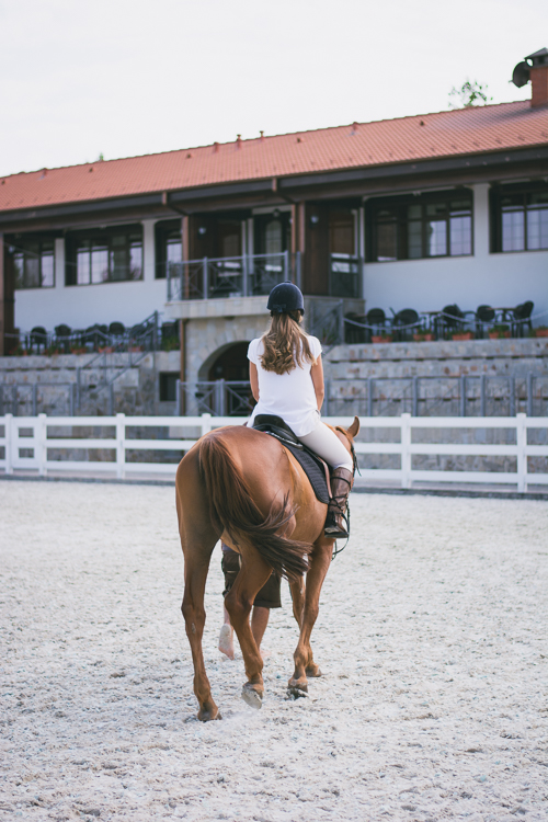 Horseback Riding Denina Martin