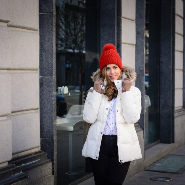 Denina Martin esprit winter coat