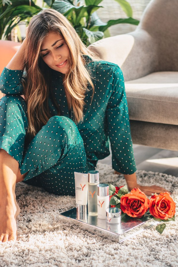 TAKING ON A NEW BEAUTY MISSION - Purely Me by Denina Martin