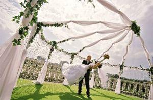 Организация свадьбы в Киеве