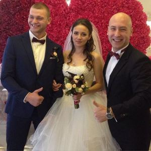 Отзыв Лины о ведущем Денисе Скрипко