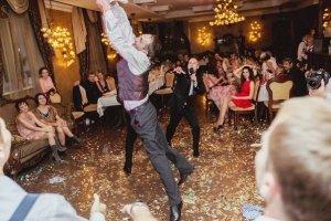 Ведущий на свадьбу цены