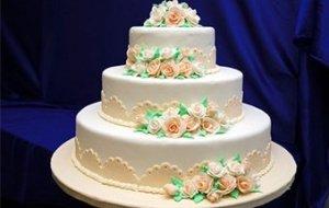 Свадебный торт, традиции на свадьбе