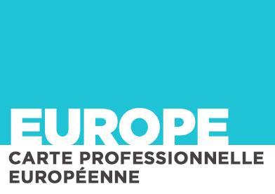 carte européenne