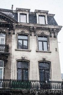 Il a neigé sur Yesterday