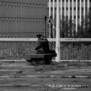 """""""Les Amoureux des Bancs Publics"""" - © G. Brassens"""