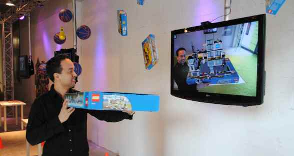 Augmented Reality en Lego