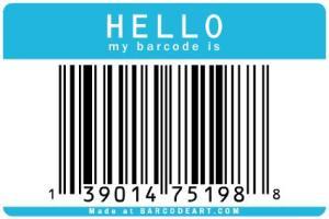 Denis Doeland Barcode