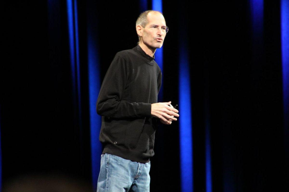 Steve Jobs at WWDC 2011 - ICloud