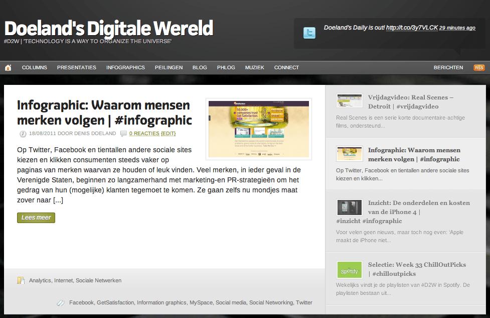 Doelands Digitale Wereld Week 33