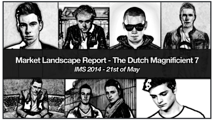 DJs - The Dutch Magnificient 7