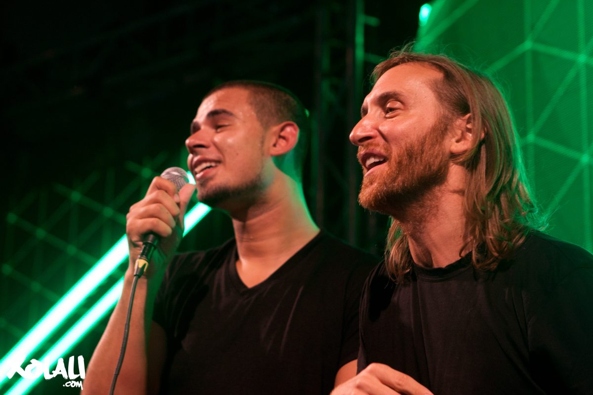 Afrojack en David Guetta