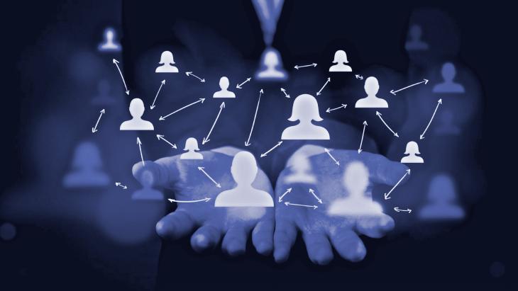 van individuele organisatie naar netwerk