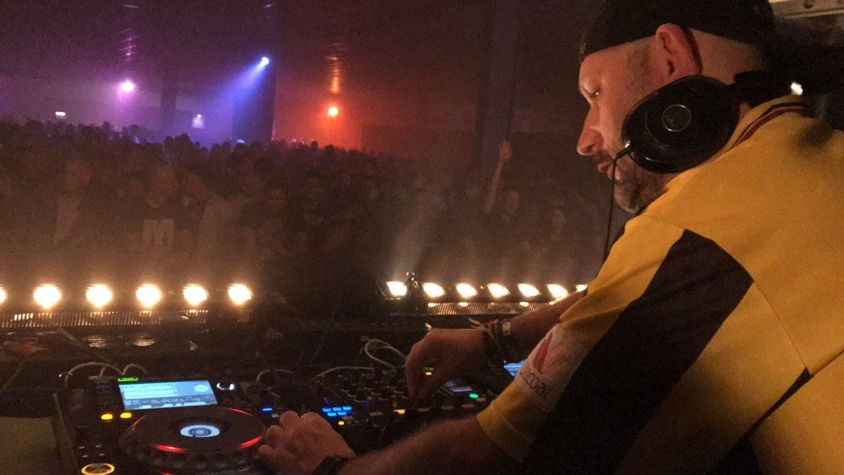 DJ Weirdo Thunderdome 2017
