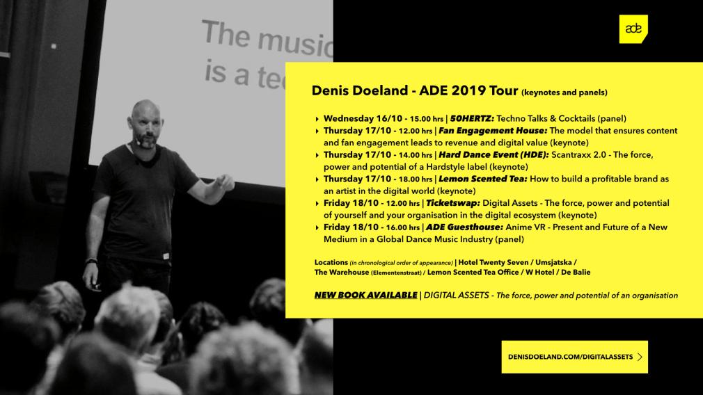 Denis Doeland Amsterdam Dance Event 2019