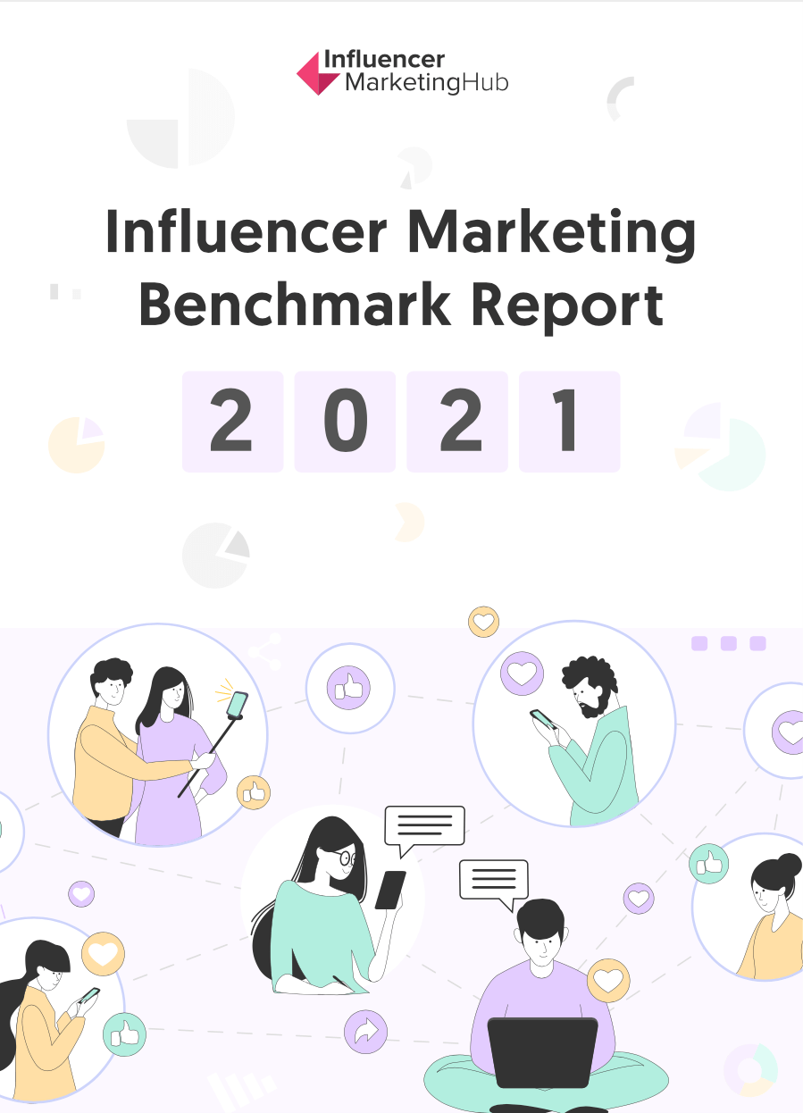 Influencer Benchmark Marketing Report 20201