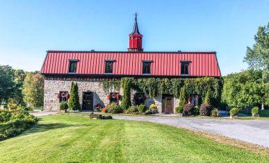 Mariage au Québec   Aux vieux moulin