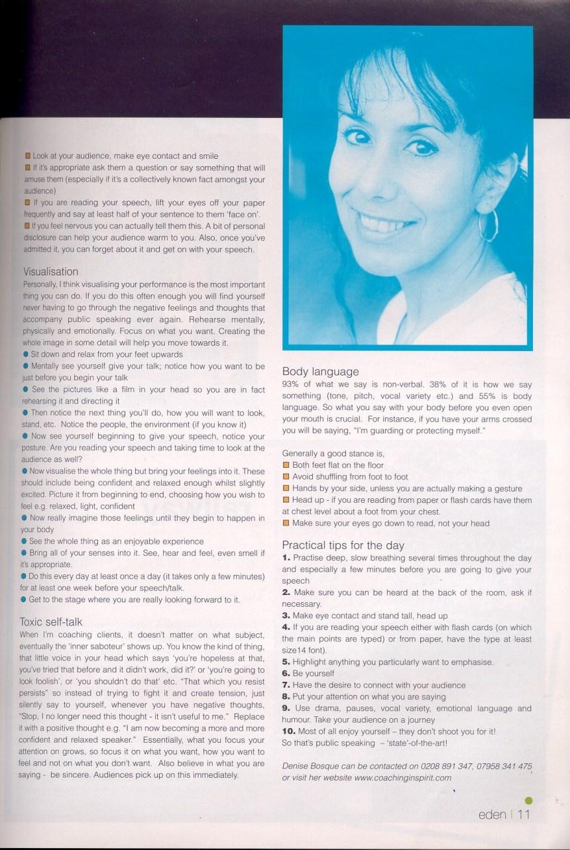 Eden Magazine Page 4