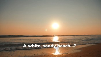 Virtual Holidays White Sandy Beach