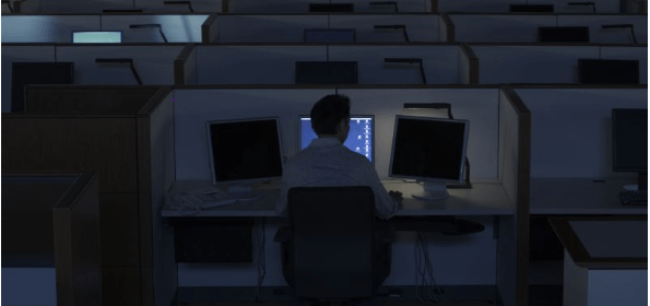 loneliness at work
